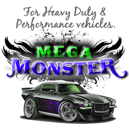 HEAVY DUTY PERFORMANCE 2WD